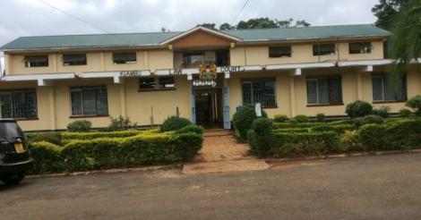 File image of the Kiambu Law Courts.