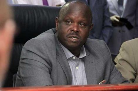 Former Bomet Governor Isaac Ruto attending a past meeting.