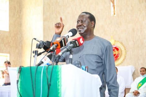 An image of Raila