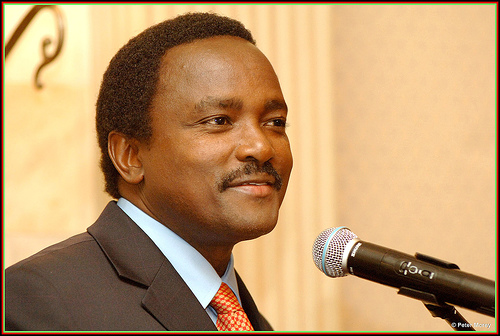 Your level of corruption stinks to the highest- Kalonzo tells DP Ruto
