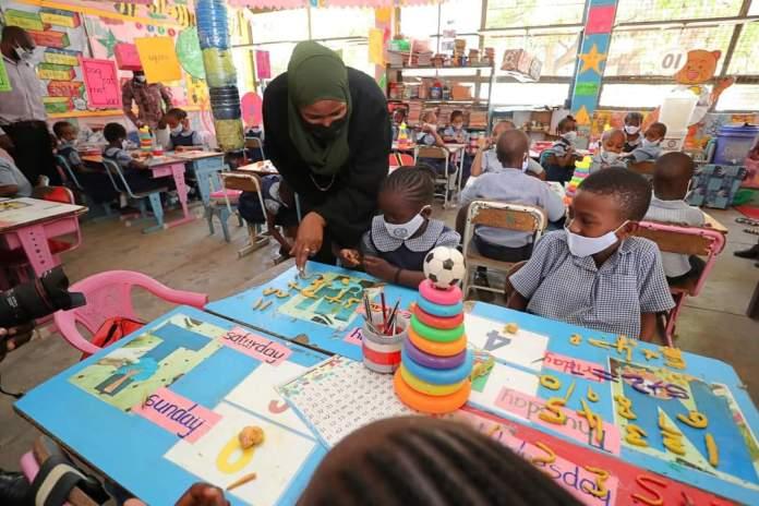 Mombasa Revolving Funds Youth Women & Pwds Empowerment