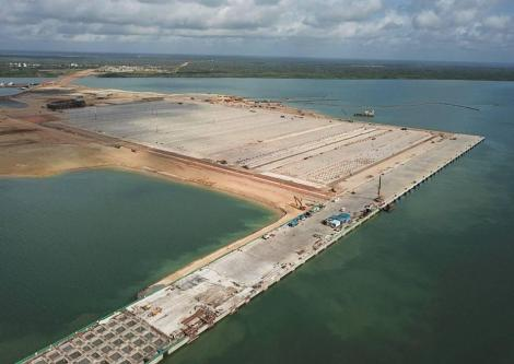 Lamu Port-South Sudan-Ethiopia-Transport Corridor project.