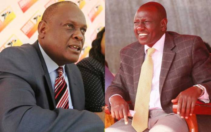 DP Ruto's list of lies that do not bind, conmanship