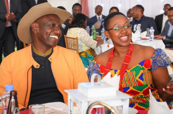 Exposed: Hon Sabina Chege's late night secret meetings with DP Ruto, to re-join hustler movement