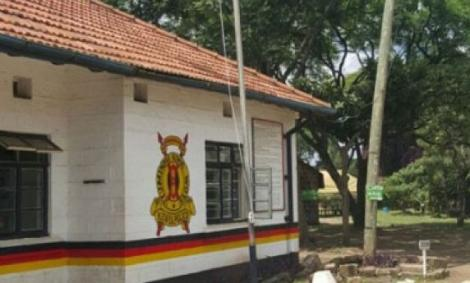 An image of a police station