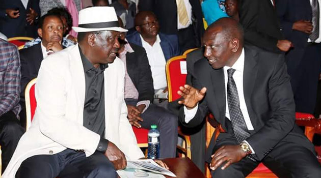 You can't BETRAY Baba and Ruto at the same time, Itumbi warns Deep state