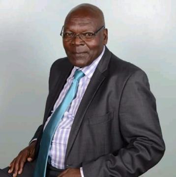 Bonchari MP John Oroo Oyoika