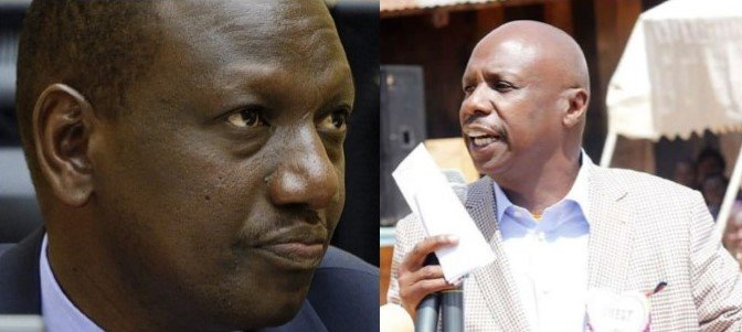 DP Ruto bribed Baringo MCAs with Ksh. 4 million each – MP Raymond MOI reveals