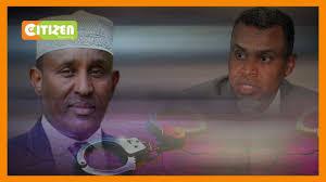 Video: High voltage expose of corruption in Garissa county, Governor Korane watching
