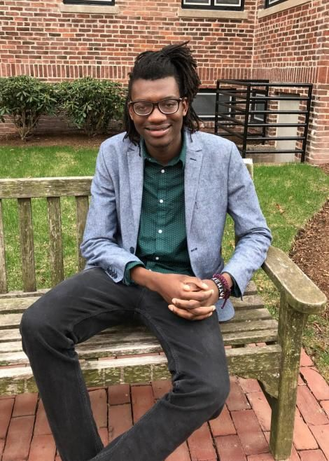 Tom Osborn photographed at Harvard University