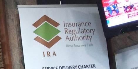 An undated image showing Insurance Regulatory Authority (IRA) offices.