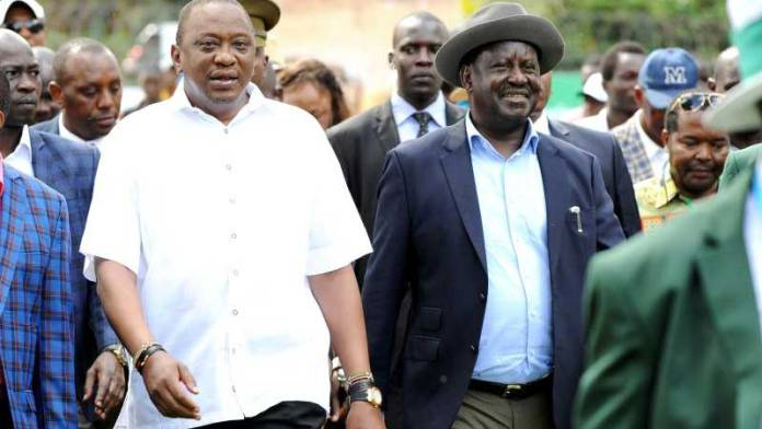 EXPOSED: Raila Uhuru 2022 line up that will send William Ruto to opposition benches
