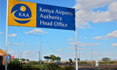 Kenya Airports Authority Head Office