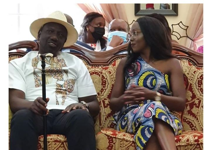 Team Mafisi in tears as DP Ruto hands over daughter to Nigerian man for marriage