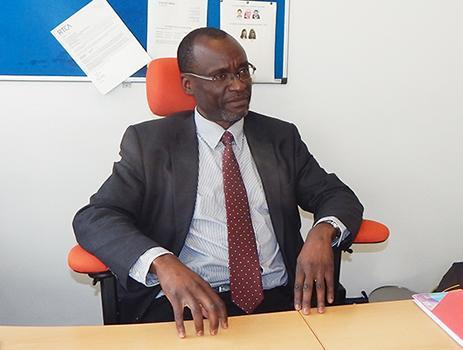 Kenyan Prof Washington Yotto Ochieng who is the head of the Department of Civil and Environmental Engineering at Imperial College in UK