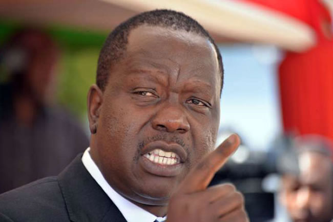 How interior CS Matiangi frustrated Raila's men in Bonchari by-election, use of police, chiefs