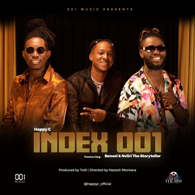 Happy C ft Bensoul & Nviiri The Storyteller – Index 001