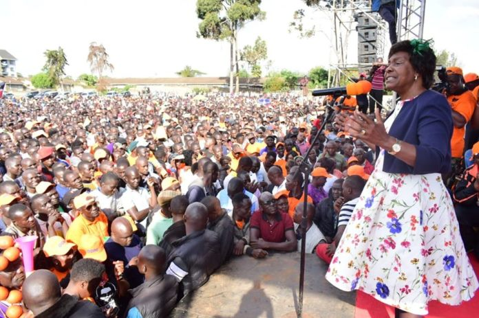 Why I will never fight Raila again, will rally Kamba nation behind HANDSHAKE – Governor Ngilu declares