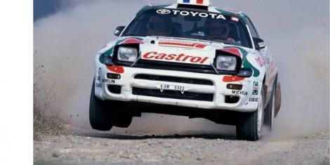 Photo of a Toyota Celica