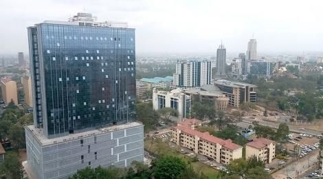 316 Upper Hill Chambers located on 2nd Ngong Avenue in Nairobi.