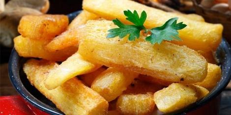 An image of fried cassava