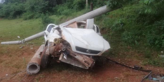 2 Teenagers Killed in Southern Bypass Speeding Accident
