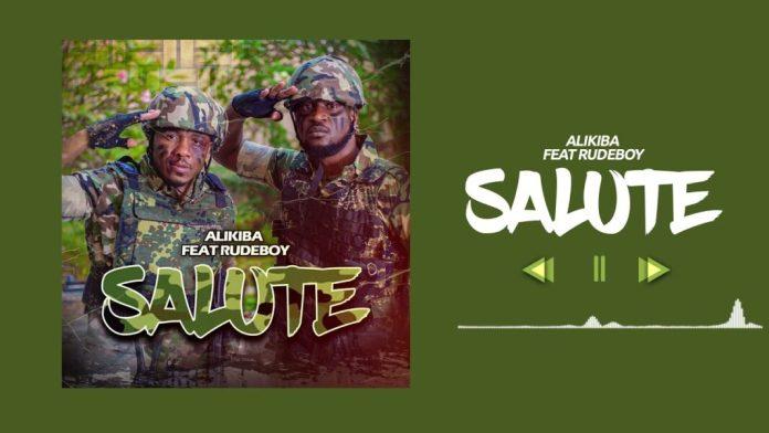 Alikiba ft Rudeboy – Salute