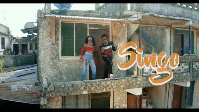 Baddest 47 ft Saraphina – Singo