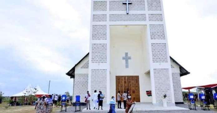 Blogger Mutai Castigates Gen. Mwathethe for building a church in his village, says it unnecessary