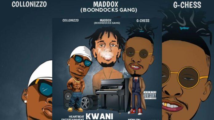 Maddox (Boondocks Gang) ft G-Chess & Collonizzo – Kwani Ni Kesho