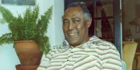 A photo of Joseph Murumbi