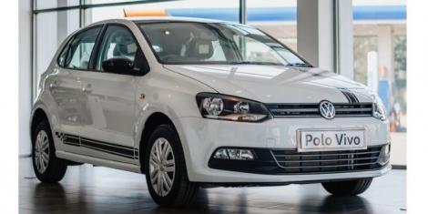 A Volkswagen Polo Vivo