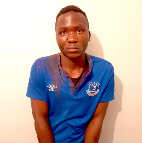 Masten Milimu Wanjala suspect in Murder of 10 children