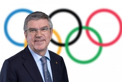 International Olympics Committee (IOC) PresidentThomas Bach