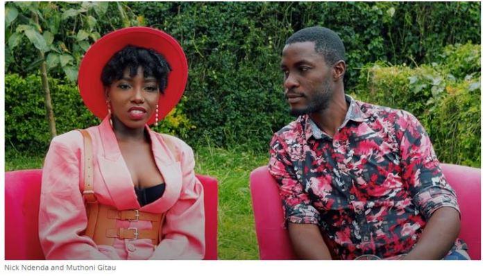 Ex Kiss FM radio presenter Nick Ndeda kicked out by his love Muthoni Gitau,