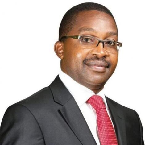 Murang'a Governor, Mwangi Wa Iria.