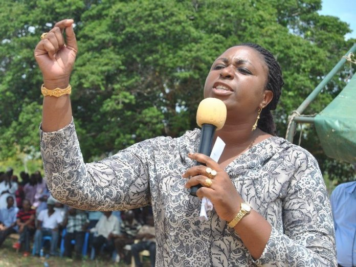 DP Ruto ally MP Aisha Jumwa Charge with money laundering case