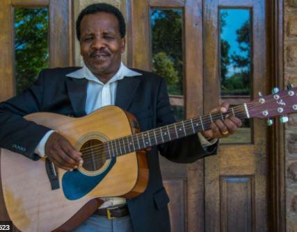 Renowned gospel musician Reuben Kigame