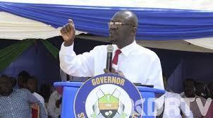Siaya County Governor, Cornel Rasanga