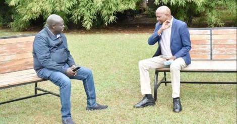 More Division in DP Ruto's camp after MP Rigathi Gachagua exposed details about MP Kuria, Kiunjuri