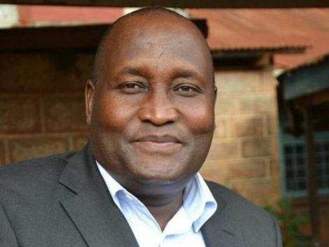 The Late Nyeri Governor Wahome Gakuru