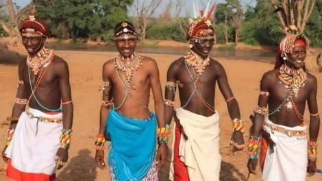 Samburu Lions, Episode in Wildlife Warriors Aired on KBC TV
