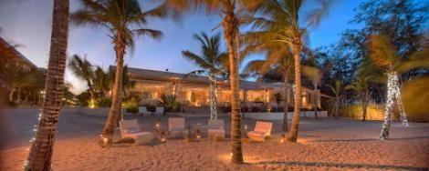 Billionaire resort in Malindi