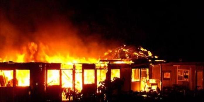 50 Students Hospitalised After Ofafa Jericho School Fire