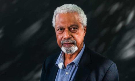 Tanzanian authorAbdulrazak Gurnah