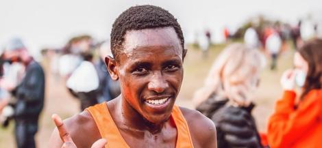 An undated image of Kenyan athlete Victor Shitsama.