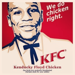 Kentucky Floyd Chicken