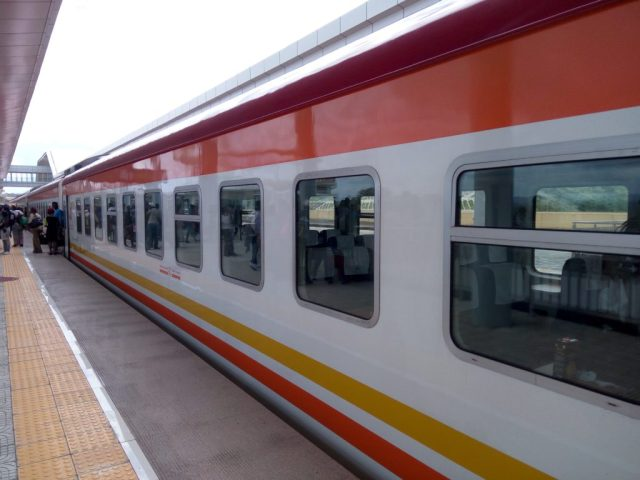 SGR Madaraka Express train tickets - How to book Madaraka express train tickets in advance