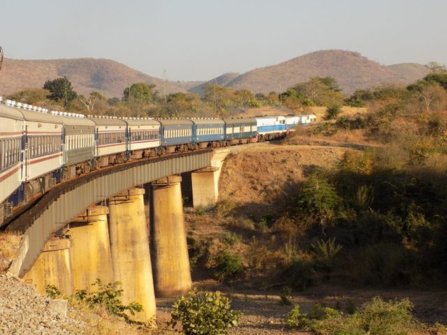 How I traveled from Nairobi, Kenya to Victoria Falls,(Zambia/Zimbabwe) by road and rail.