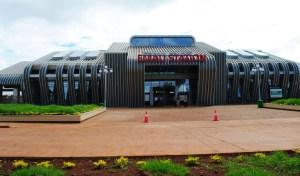 CountyTrain-Emali station